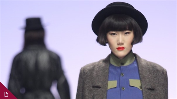 China Fashion Week A/W 12-13