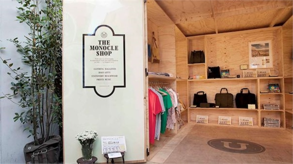 The Monocle x Zoe Summer Shop