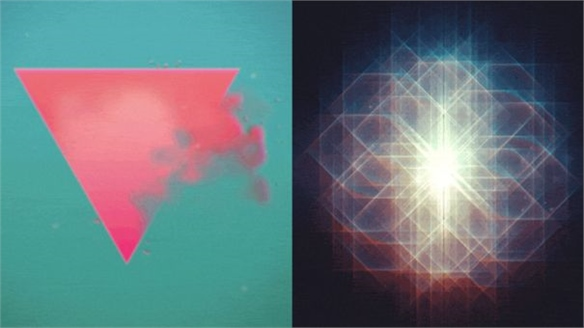 Matthew DiVito: Geometric Animated Gifs