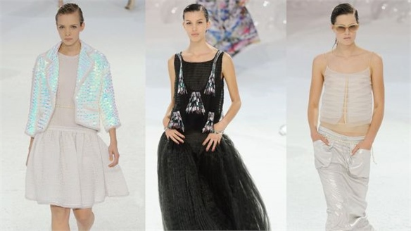 PFW S/S 2012: Chanel