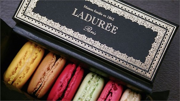 Ladurée Announces Cosmetics Line