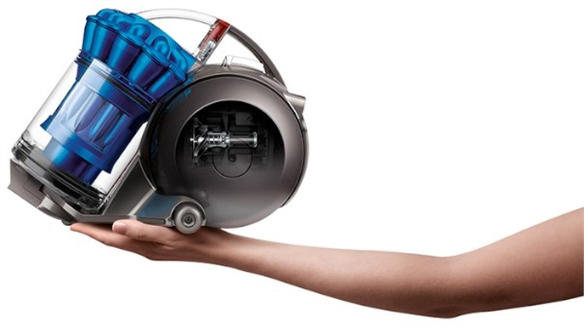 Dyson Launches Smallest Vacuum Cleaner