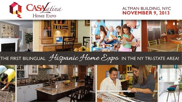 First Casa Latina Home Expo
