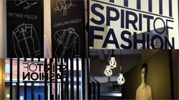 Spirit of Fashion Pop-Up Shop