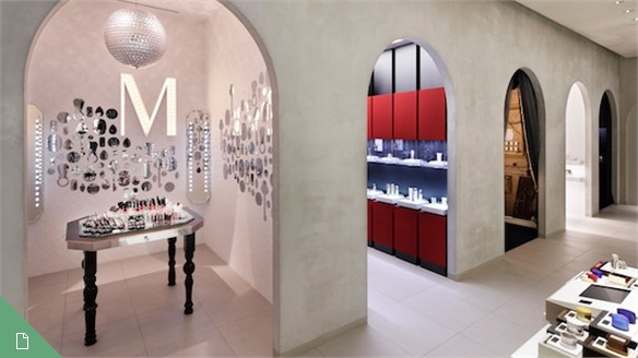 Shiseido Superstore, Japan: Beyond Beauty