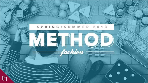 Method S/S 2013 Menswear