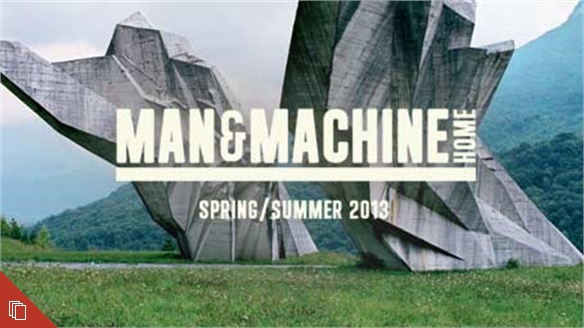 Man & Machine S/S 13