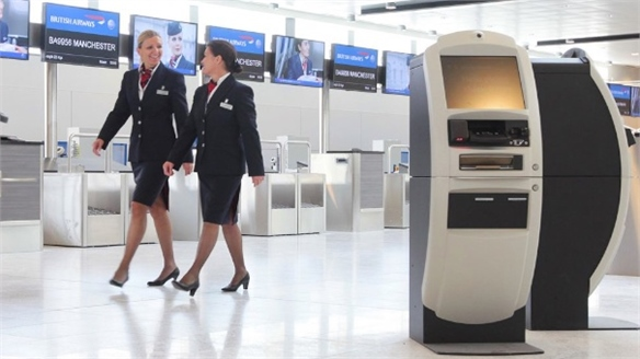 British Airways Introduces Automatic Check-In Service