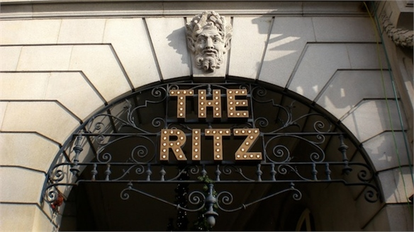 Ritz's Chinese UnionPay Credit Card System Pays Off