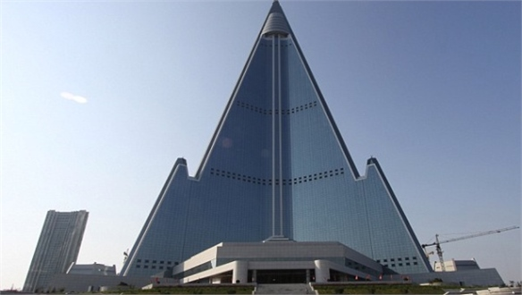 World's Tallest Hotel to Open in North Korea