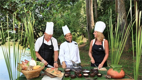 The Sarojin's Cultural Cooking Tours