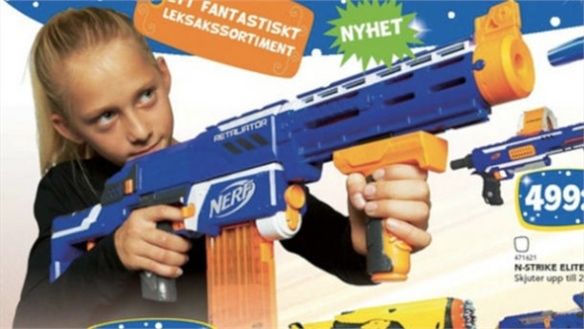 Swedish Toy Brand Creates 'Gender-Neutral' Xmas Catalogue