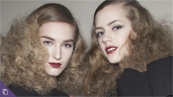 Seasonal Overview A/W 13-14: Beauty