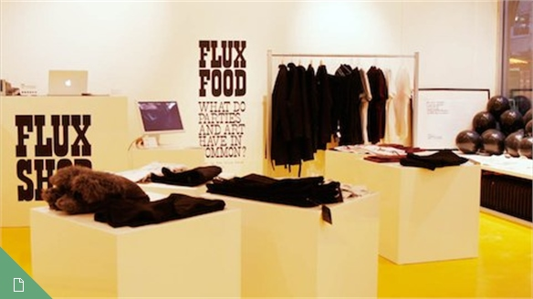 Fluxshop, Stockholm: The Power of Exchange