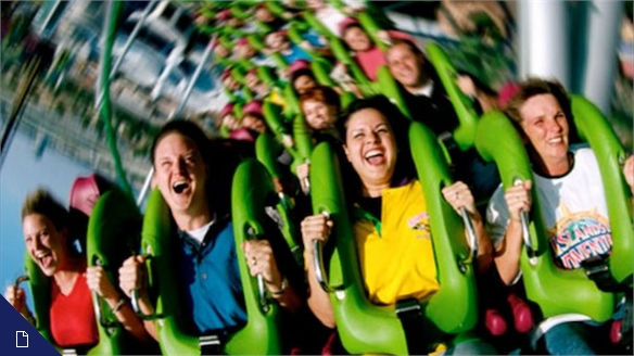 Theme Parks: Thrills, Spills & Dollar Bills