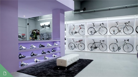 Bike Shop Boom: Cycling Re-imagined