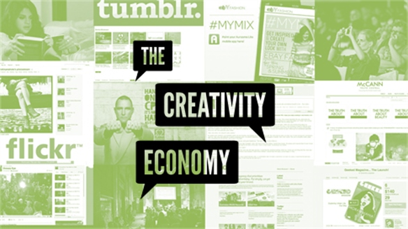 The Creativity Economy