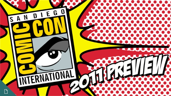 Comic-Con International 2011 Preview