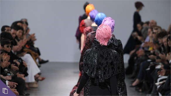 Paris: Hair & Beauty  A/W 12-13