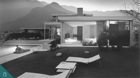 California Design 1930-1965: Living in a Modern Way, LA