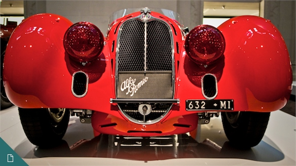 The Art of the Automobile: Masterpieces of the Ralph Lauren