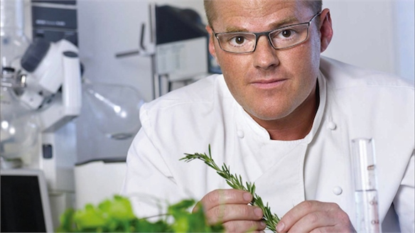 Heston Blumenthal Opens in London