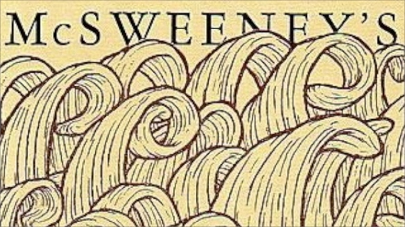 Indie Press: Success of McSweeney's