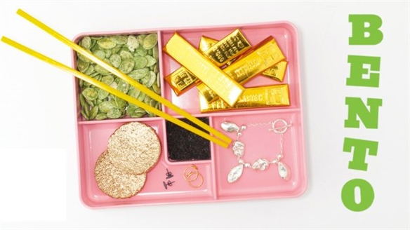 Lucy Folk Bento Box Jewellery