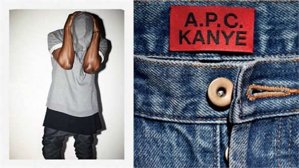 Kanye West x A.P.C's Sell-Out Collection