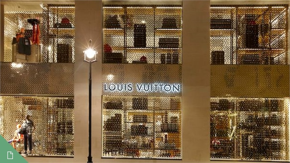 Maison Vuitton, London