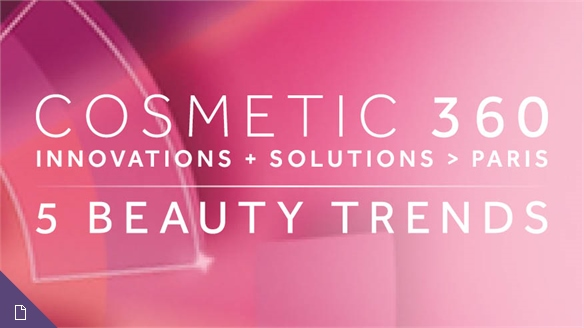 Cosmetic 360: 5 Beauty Trends