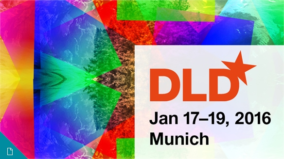 The Streamlined Self: DLD 2016