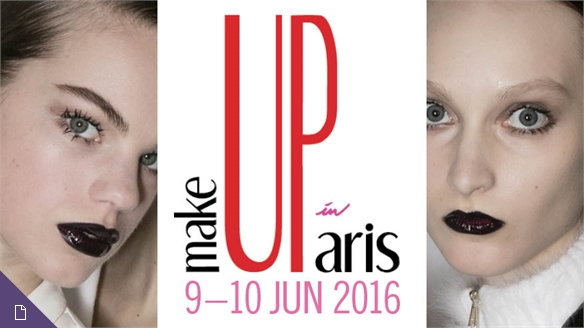 MakeUp in Paris 2016: Beauty Innovations