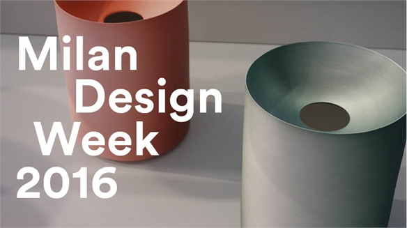 Milan Design Week 2016