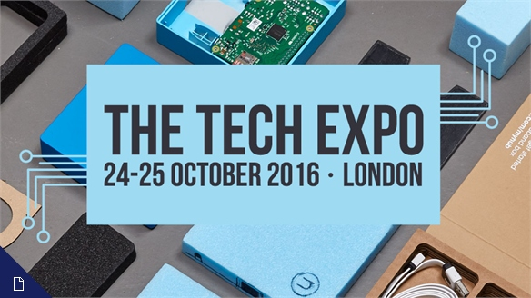 Human-Centred Tech Trends: The Tech Expo 2016
