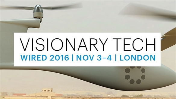 Visionary Tech: Wired 2016