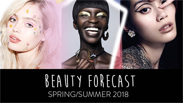 Beauty Forecast Spring/Summer 2018