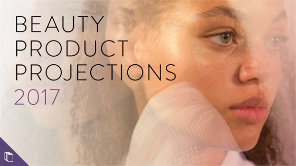 Beauty Product Projections 2017