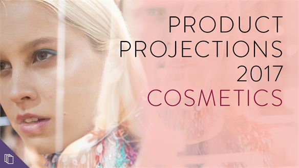 Product Projections 2017: Cosmetics