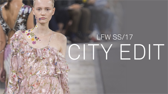 S/S 17: London City Edit