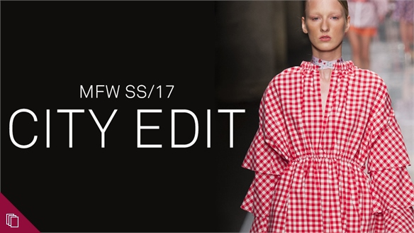 S/S 17 : Milan City Edit