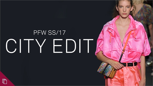 S/S 17: Paris City Edit