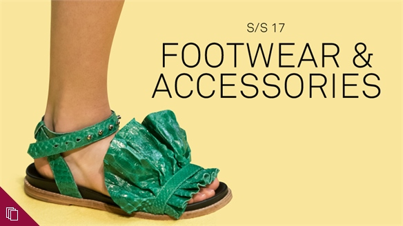 S/S 17: The Footwear & Accessories Edit