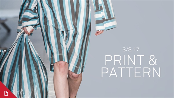 S/S 17: The Print & Pattern Edit