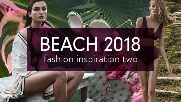 Beach 2018 Fashion Inspiration 2