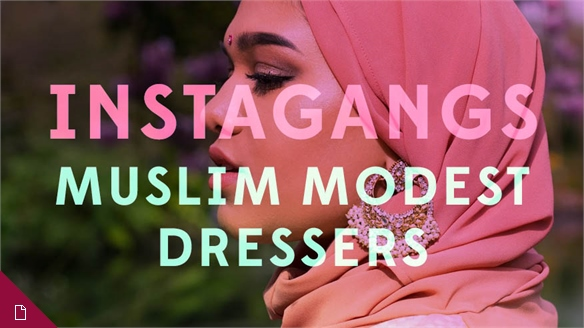 Instagangs: Modest Dressers