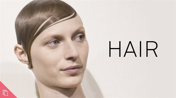 S/S 17 Womenswear: Hair