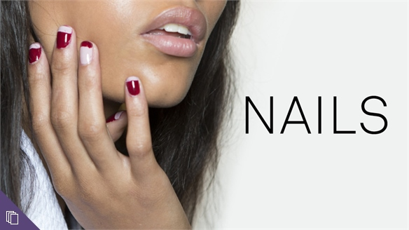 S/S 17 Womenswear: Nails