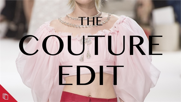 The Couture Edit: A/W 16/17