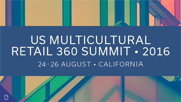 Multicultural Retail 360, 2016 Summit, USA
